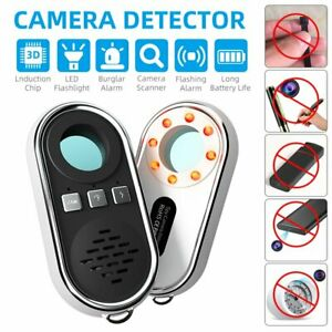 Portable Anti Hidden Camera Detector Bug Finder Anti Spy Camera Anti theft Alarm