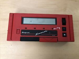 Snap On Scanner Mtg2500 With Cartridge Mt2500vci Mt2500 6992