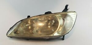 2004 2005 Honda Civic Lh Left driver Side Head Light Oem p3269
