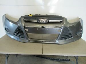 2012 2013 2014 Ford Focus Front Bumper Cover Oem