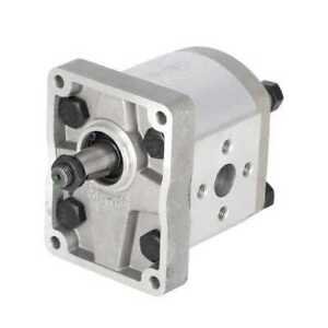 Hydraulic Pump Compatible With Fiat New Holland Hesston Ford 4030 Case Ih White