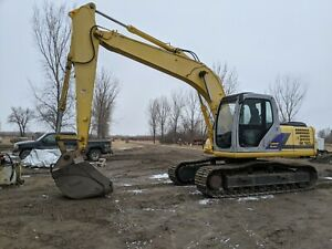 2005 Kobelco Sk160lc Hydraulic Excavator Heavy Construction demolition Equipment