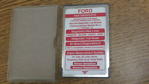 Ngs Ford Scan Tool Card 151
