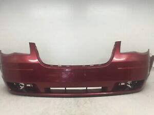 Front Bumper Cover Chrysler Town Country Van 2008 2010 1kg11tzzaa Oem
