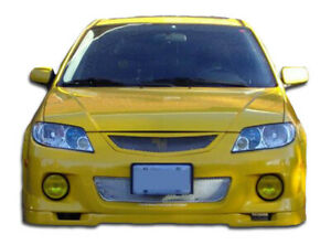Duraflex Speedzone Front Lip Body Kit For 01 03 Mazda Protege