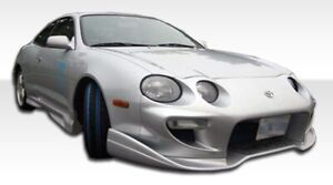 Duraflex Vader Front Bumper Body Kit For 94 99 Toyota Celica