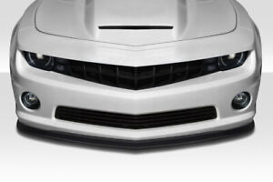 Duraflex Zeta Front Lip Spoiler Body Kit For 10 13 Chevrolet Camaro V8
