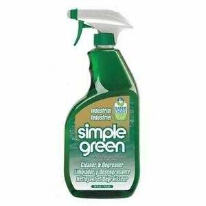 Simple Green Industrial Strength Cleaner Degreaser 24 Oz 12 case