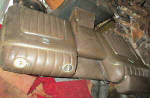 1969 Cadillac Eldorado Coupe Front Seat Custom Rat Rod Project Other 67 68 70
