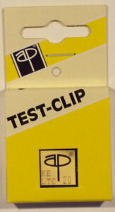 Test Clip Dip 20 Pin Ap Products New Or Gently Used Great Condition