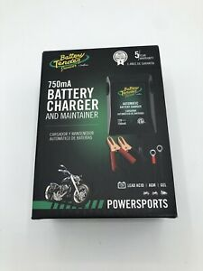 New Deltran Battery Tender Jr 12v 750ma Maintainer Charger