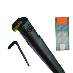 Grooving Turning Tool Holder Accessory Parts Mgivr3125 3 Lathe Metalworking