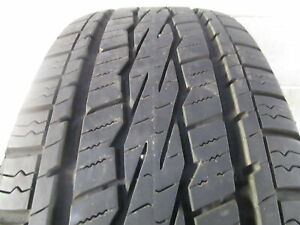 P245 75r16 General Tire Grabber Stx Owl Used 245 75 16 111 S 9 32nds