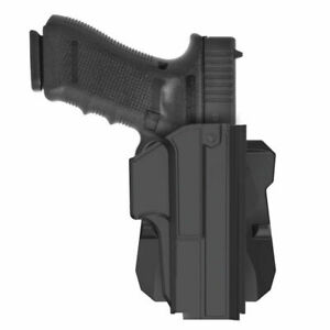 For Glock Paddle Holster 17 22 31 Gen 1 2 3 4 5 Tactical 360 Adjust thumb releas $18.84