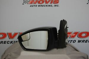 2013 Ford Escape Lh Driver Side Power Mirror Gray Fits 2013 2016