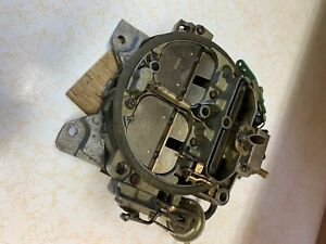 70 Gto Quadrajet Oem 07040263 From Pontiac Dealership As Direct Replacement