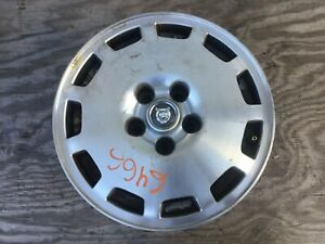96 1996 Jaguar Xjs 2 2 16x7 11 Slot Wheel Rim Oem E