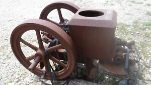 Stover 1 1 2 Hp Gas Engine Mt 6656