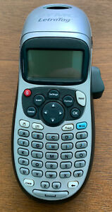 Dymo Letratag Lt 100h Handheld Label Maker For Home Office Or Home