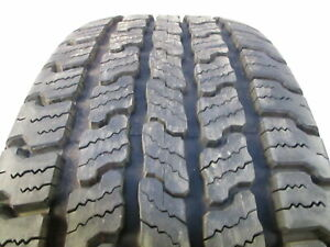 P245 65r17 Goodyear Wrangler Sr a Owl Used 245 65 17 105 S 10 32nds