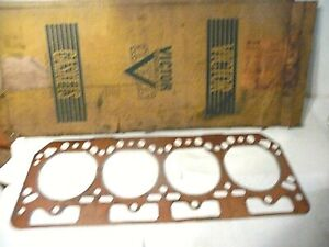 1956 1978 International V8 V401 461 478 549 Copper Head Gasket