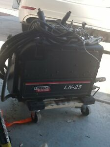 Lincoln Ln 25 In Good Condition