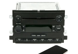 2006 Ford Mustang Freestyle Am Fm Cd Player Radio With Bluetooth 6f9t 18c869 bb