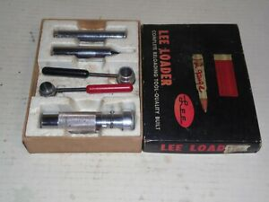 Lee Loader 12 Gauge Reloading Tools Original Box $100.00