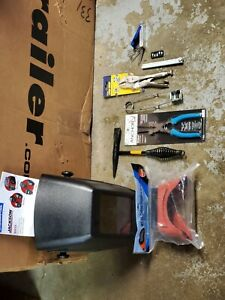 Welding Supplies For Sale As A Whole Never Used All Brand New