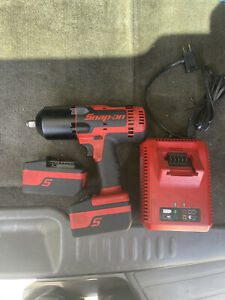 Snap On 1 2 Impact Wrench Cordless