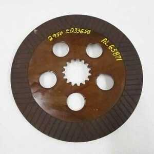 Used Brake Disc Compatible With John Deere 3155 2950 3040 2755 2955 2555 3140