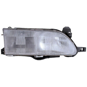 For Toyota Corolla 1993 1994 1995 1996 1997 Right Side Headlight Assembly Dac
