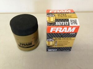 Fram Ultra Synthetic Xg7317 Oil Filter Fits M1 110a Pl14610 10 2867 51358xp