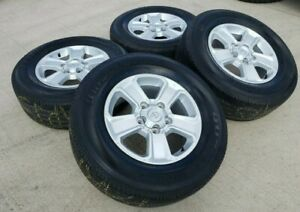 Toyota Tundra Sequoia 2008 2021 Alloy 18 8 Wheels Rims With Tires And Tpms