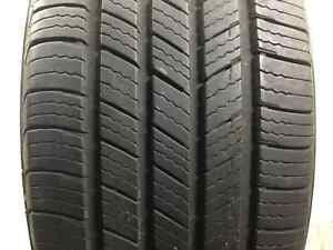 P225 50r17 Michelin Defender T H 94 H Used 225 50 17 7 32nds
