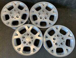 4 Jeep Grand Cherokee 1999 2003 Wheels Rims Caps 16