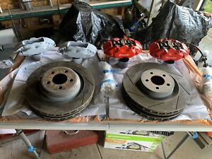 Challenger Charger Srt8 392 Srt 4 Piston Brembo Front Rear Calipers Rotors
