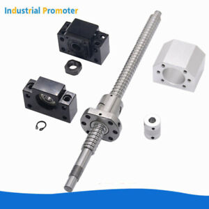 Sfu1605 1204 2005 Rolled Ball Screw nut Housing End Support Coupler Set