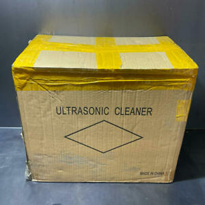 Stainless Ultrasonic Cleaning Machine Jps 30a With Digital Timer And Basket