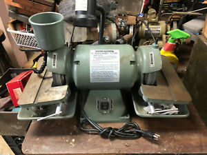Machinist Tool Lathe Machinist Bench Top Double Carbide Grinder