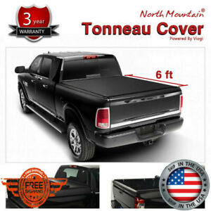 6 72 7 Soft Lock Roll Up Truck Bed Fit 2019 now Ford Ranger Tonneau Cover
