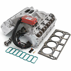 Edelbrock 2080 Rpm Power Package Top End Kit 1997 2004 5 7l Ls1 With Timing Cont