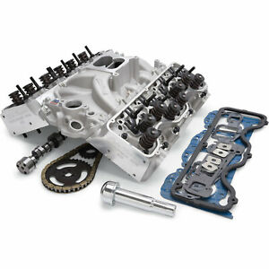 Edelbrock 2039 Rpm Power Package Top End Kit 1961 1965 Chevy W series 348 409 45