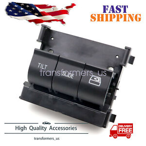 Overhead Console Rear Sliding Window Switch For 2009 2017 Ford F 150 New