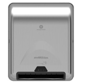 8 Recessed Automated Touchless Paper Towel Dispenser Stainless 59466a