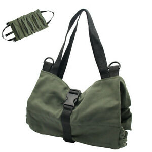 Car Back Seat Hanging Wrench Pouch Portable Oxford Cloth Roll Tools Storage Bag