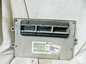 00 2000 Jeep Grand Cherokee Engine Control Module Computer Ecm Ecu Unit 56041637