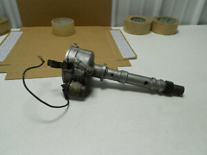 Mallory Yc 310 hp Duel Point Distributor 1955 90 Chevy V8 327 350 396 427 454