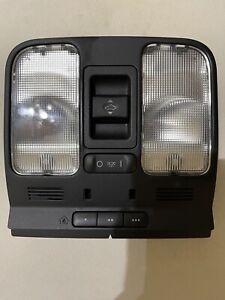 2004 2008 Acura Tl Overhead Sun Roof Console Dome Map Light Home Link