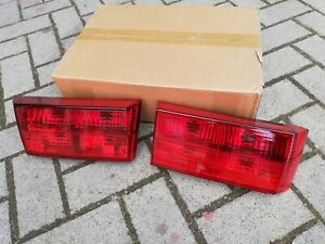 Vw Golf rabbit Mk1 Cabrio Gli Gti Gtd In pro Euro All red Crystal Tail Lights